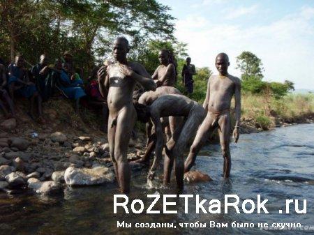 африканские дикари порно фото