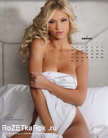 Playboy playmates around the world calendar 2017